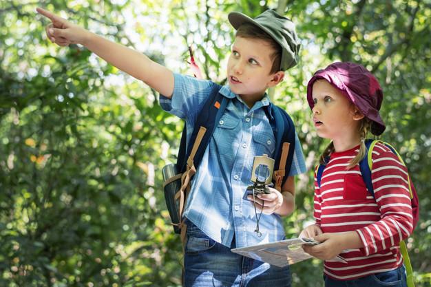 Doğal ortam çocuğun yeteneğini geliştiriyor